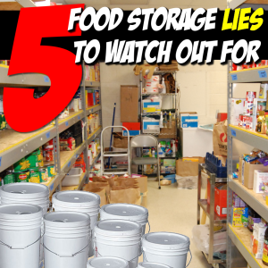 food storage lies