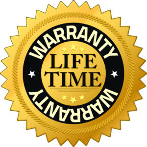 Lifetime Warranty by The Berkey Guy